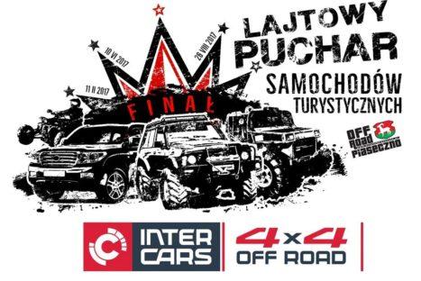 InterCars 4×4 Lajtowy Puchar Samochodów Turystycznych FINAŁ 2017 Nadarzyn