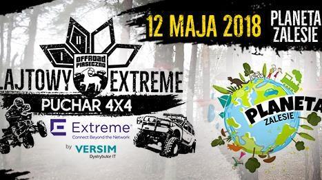 Lajtowy Puchar 4×4 Extreme Networks edycja 2